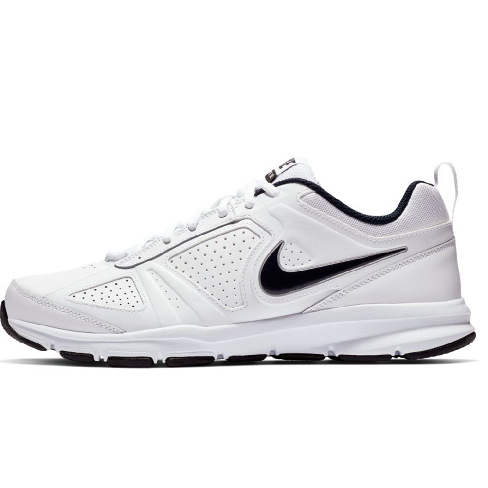 nike t lite xi 616544 101 mens white casual running. Black Bedroom Furniture Sets. Home Design Ideas