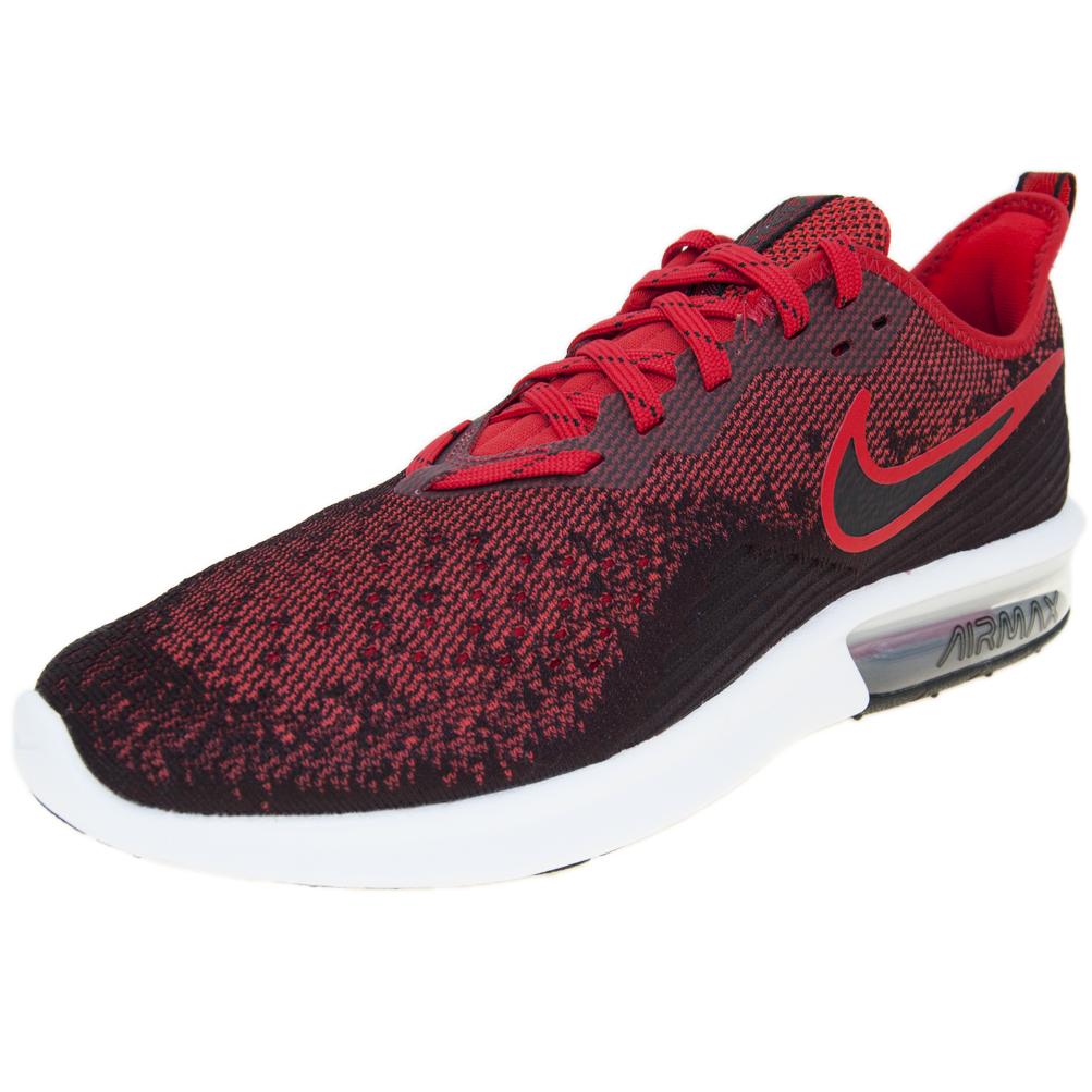 tamaño negro zapatos Ao4485 Air 5 Max Sequent 4 42 Nike 006